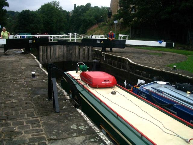 Barnaby e la signora in giallo indagano sui Docks!
